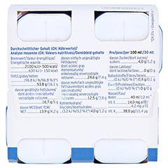 FRESUBIN 5 kcal SHOT Lemon Lösung 4x120 Milliliter - Unterseite