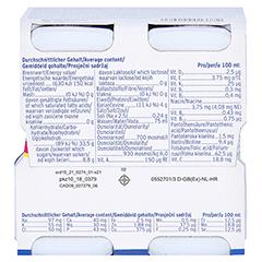 PROVIDE Xtra Drink Apfel Trinkflasche 4x200 Milliliter - Unterseite