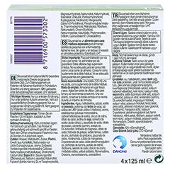 SOUVENAID Erdbeergeschmack 4x125 Milliliter - Unterseite