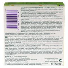 SOUVENAID Vanillegeschmack 4x125 Milliliter - Unterseite