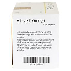 VITAZELL-Omega Kapseln 120 Stück - Rechte Seite