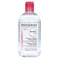 BIODERMA Sensibio H2O Reinigungslösung 500 Milliliter