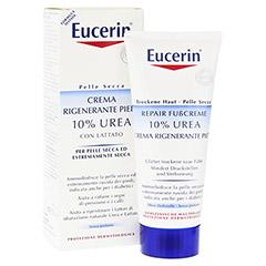 EUCERIN TH 10% Urea Fusscreme 100 Milliliter