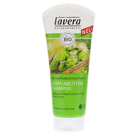 LAVERA Hopfenblüten-Shampoo 200 Milliliter