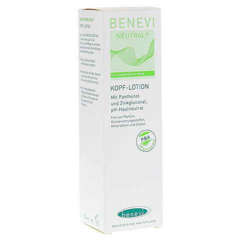 BENEVI Neutral Kopf-Lotion 50 Milliliter