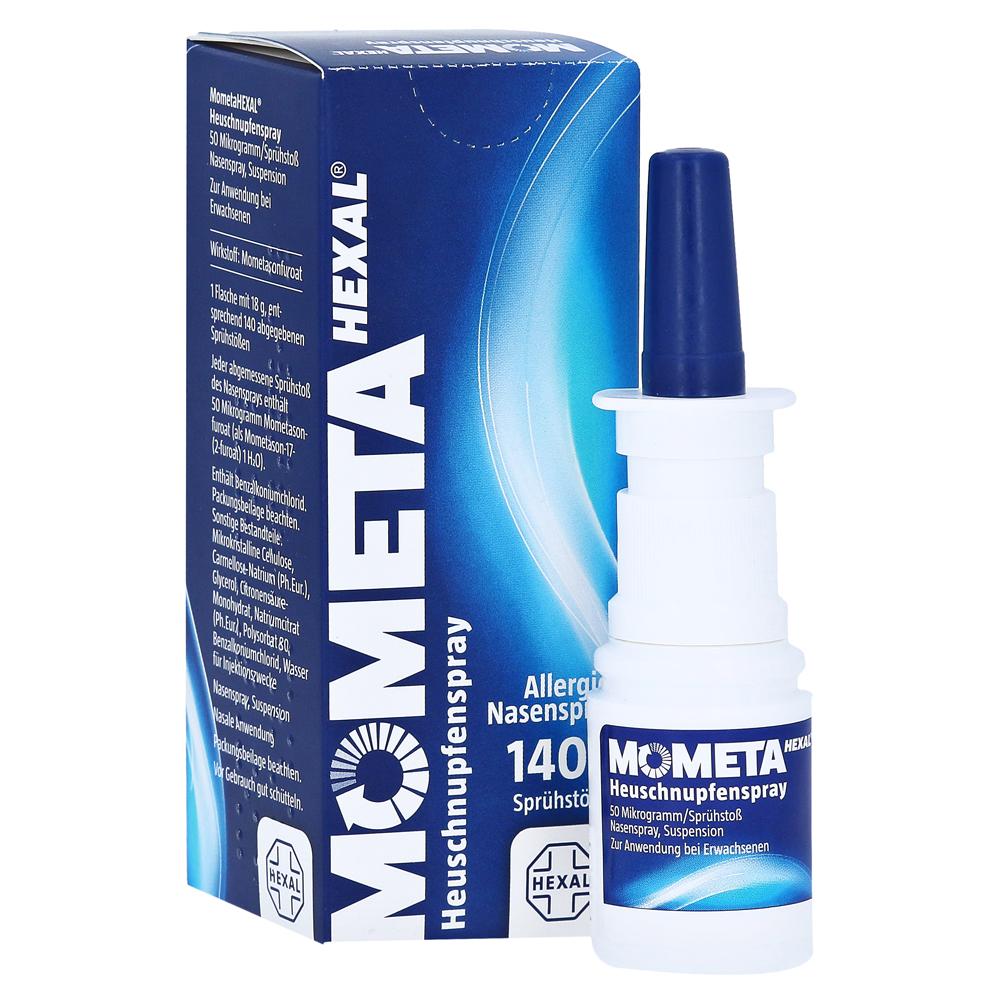 MometaHEXAL Heuschnupfenspray 50Mikrogramm/Sprühstoß 18 Gramm