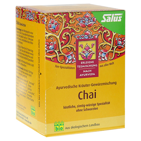 CHAI Tee Bio Salus Filterbeutel 15 Stück
