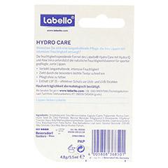 LABELLO Hydro Care UV 1 Stück - Rückseite