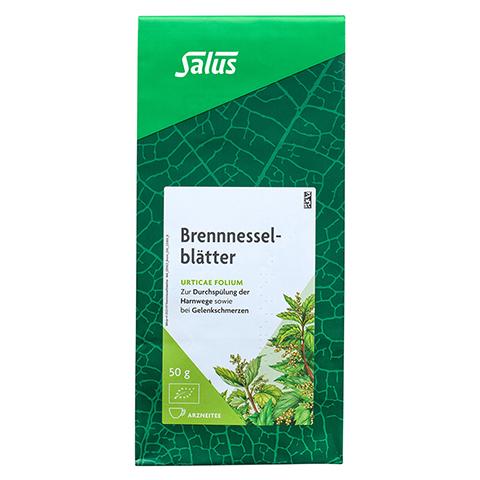BRENNNESSELBLÄTTER Tee Bio Urticae folium Salus 50 Gramm