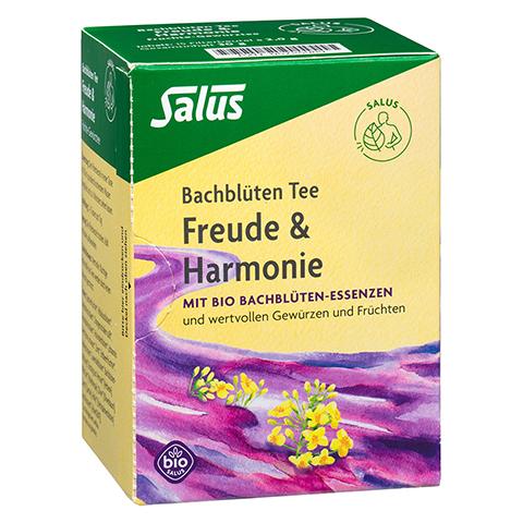 BACHBLÜTEN Tee Freude & Harmonie Bio Salus Fbtl. 15 Stück