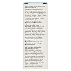 Ahava Age Control Brightening & Renewal Serum 30 Milliliter - Rückseite