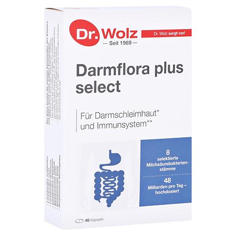 DARMFLORA plus select Kapseln 40 Stück