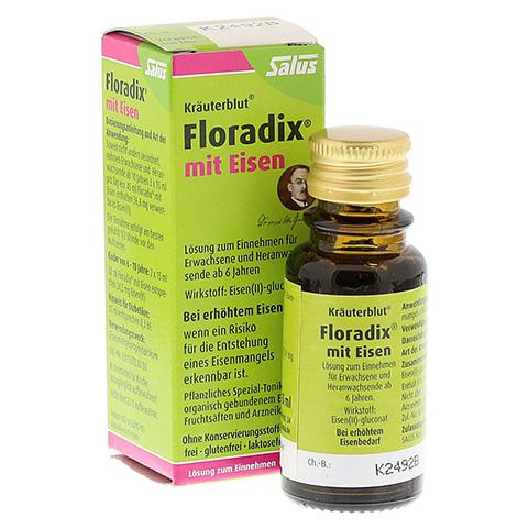 Floradix mit Eisen 15 Milliliter