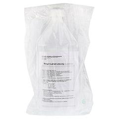 RINGER LAKTAT Lösung Plastik 1000 Milliliter N1 - Rückseite