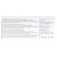 JUNIORSTAR Injektionsgerät rot 1 Stück - Rückseite