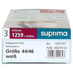 SUPRIMA Slip bodyguard 3 Gr.44/46 weiß 1 Stück - Oberseite