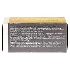 PROSAN Osteo D3/K2 Weichkapseln 60 Stück - Unterseite