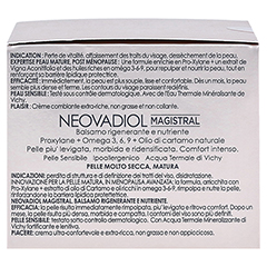 Vichy NEOVADIOL MAGISTRAL Creme + gratis Neovadiol Nacht 15 ml 50 Milliliter - Linke Seite