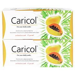 CARICOL Beutel Doppelpackung 40x21 Milliliter - Vorderseite