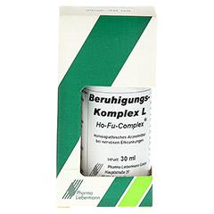 BERUHIGUNGS KOMPLEX L Ho-Fu-Complex Tropfen 30 Milliliter - Vorderseite
