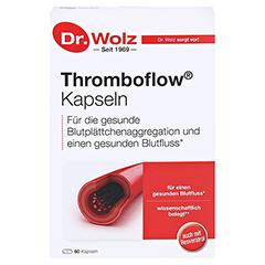 Dr. Wolz Thromboflow Kapseln 60 Stück - Vorderseite