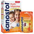 SANOSTOL ohne Zuckerzusatz Saft + gratis sanostol Drachen-Schmatz 460 Milliliter