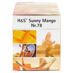 H&S Sunny Mango Filterbeutel 20 Stück - Linke Seite
