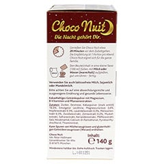 Choco Nuit Drink 10 Stück - Linke Seite