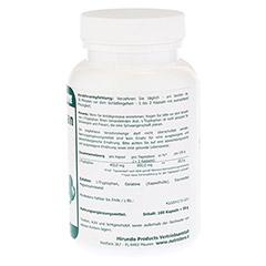 L-TRYPTOPHAN 400 mg Kapseln 100 Stück - Rechte Seite