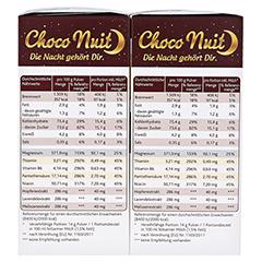 Choco Nuit Drink 20 Stück - Rechte Seite