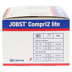 JOBST Compri2 lite 25-32 cm 2-Lagen-Kompr.System 1 Stück - Rechte Seite