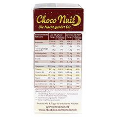 Choco Nuit Drink 10 Stück - Rechte Seite