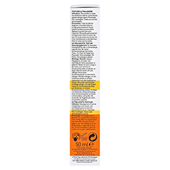 ROCHE-POSAY Anthelios XL LSF 50+ getöntes Fluid /R 50 Milliliter - Linke Seite