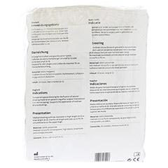 MEDIVEN Struva Fix Oberschenkelstr. 20 Stück - Rückseite