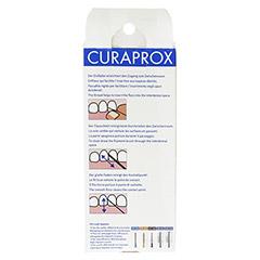 CURAPROX DF 843 Floss 3in1 30 Stück - Rückseite