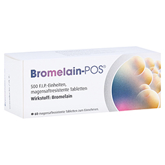 Bromelain-POS 60 Stück