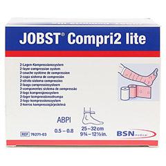 JOBST Compri2 lite 25-32 cm 2-Lagen-Kompr.System 1 Stück - Oberseite