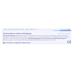 NISITA Nasensalbe 20 Gramm - Unterseite
