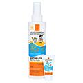 La Roche-Posay Anthelios Dermo-Kids LSF 50+ Sonnenschutz Spray + gratis La Roche Posay Anthelios 50+ Kids 15 ml 200 Milliliter