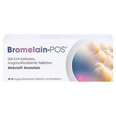 Bromelain-POS 60 Stück - Vorderseite