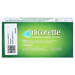 Nicorette 4mg freshmint 105 Stück - Linke Seite