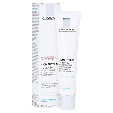 La Roche-Posay Pigmentclar UV Pflege gegen Pigmentflecken 40 Milliliter