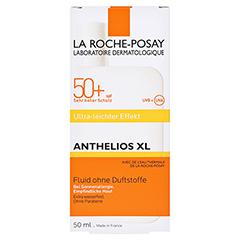 ROCHE-POSAY Anthelios XL LSF 50+ Fluid /R 50 Milliliter - Vorderseite