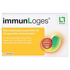 immunLoges 60 Stück - Vorderseite