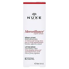 NUXE Merveillance Expert Serum 30 Milliliter - Rückseite