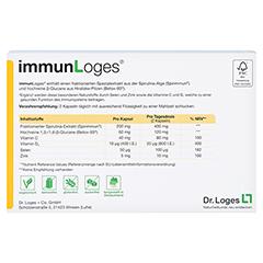 immunLoges 60 Stück - Rückseite