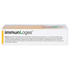 immunLoges 60 Stück - Unterseite