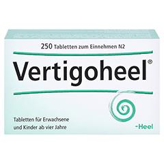 VERTIGOHEEL Tabletten 250 Stück N2 - Vorderseite