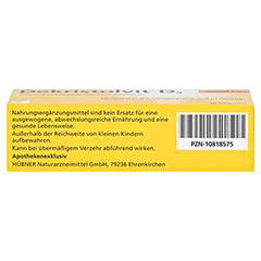 DEKRISTOLVIT D3 4.000 I.E. Tabletten 30 Stück - Unterseite