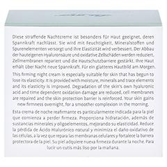 LA MER SUPREME Natural Lift Anti Age Cream Nacht 50 Milliliter - Rückseite